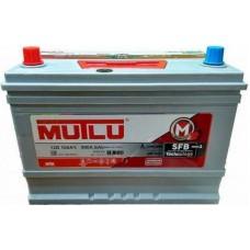 Автомобильный аккумулятор Mutlu 6СТ-100 L+ Jis Series 3