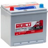 Автомобильный аккумулятор Mutlu 6СТ-60 L+ Jis Series 2 Mutlu 60R+ asia с юбкой