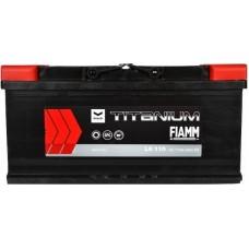 Автомобильный аккумулятор Fiamm 6СТ-110 R+ Titanium PRO