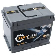 Автомобильный аккумулятор Top Car 6СТ-65 R+ Premium