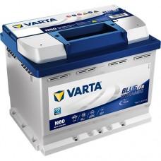 Автомобильный аккумулятор Varta 6СТ-60 START STOP PLUS (N60)
