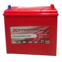 Автомобильный аккумулятор X-Force 6СТ-55 R+ Jis