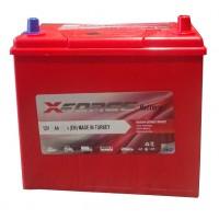 Автомобильный аккумулятор X-Force 6СТ-42 R+ Jis